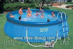 Надувные бассейны INTEX 57928 (549Х122 см) киев