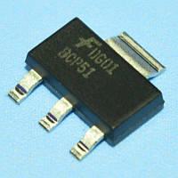 Транзистор биполярный BCP51  SOT-223  FSC