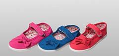 Детские кеды и тапочки для мальчиков и девочек (14-21)