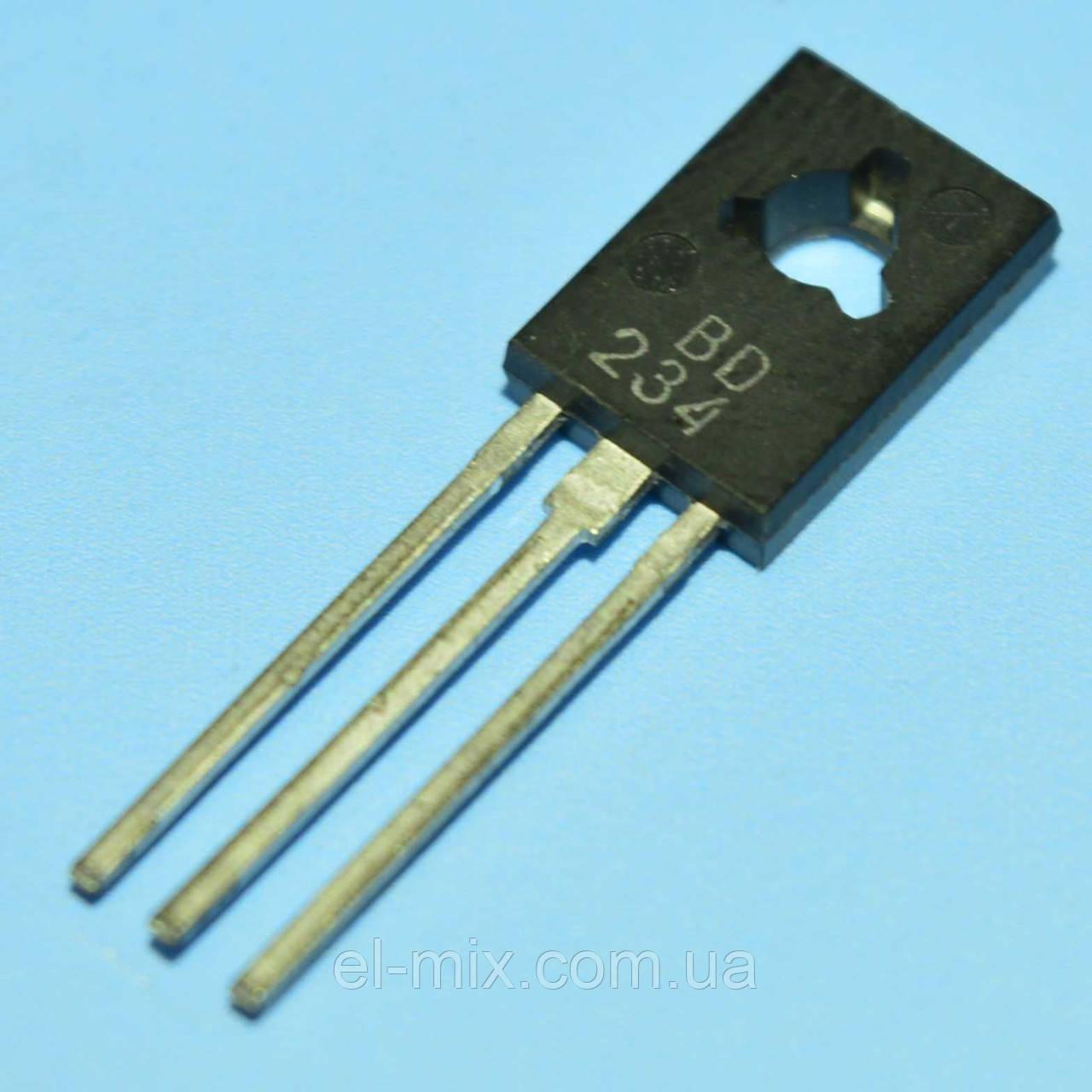 Транзистор биполярный BD234