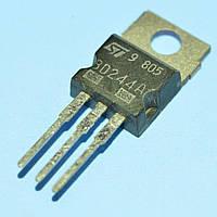 Транзистор биполярный BD244A  TO-220  STM