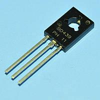 Транзистор биполярный BD439  TO-126  Philips