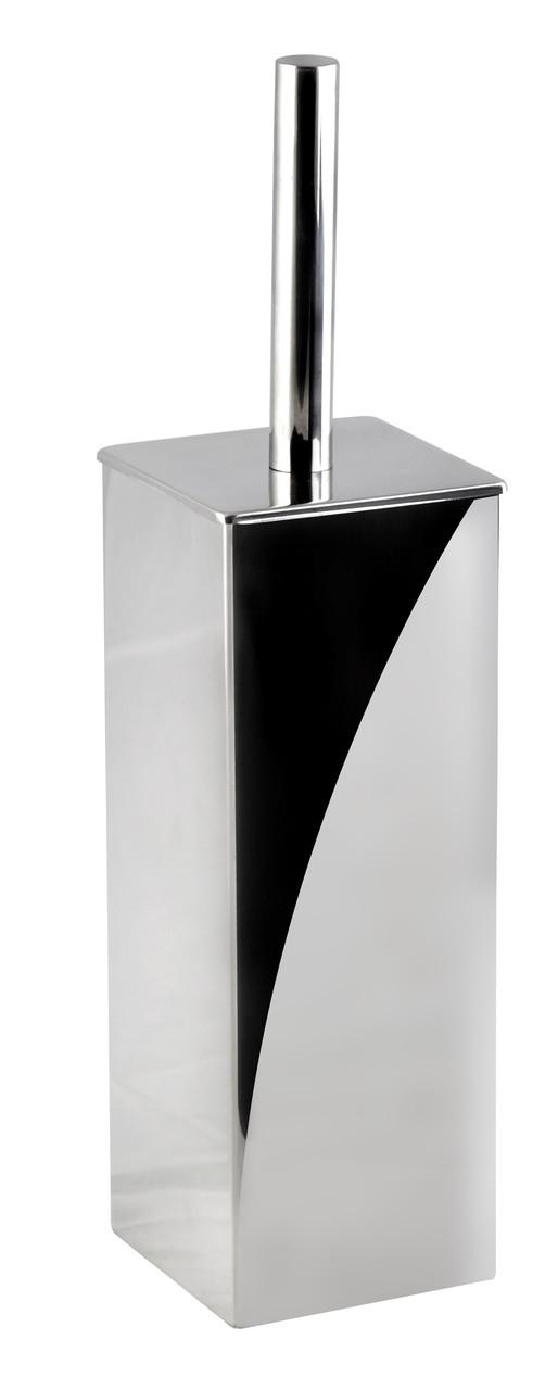 Ершик для туалета металлический квадратный AWD02020769