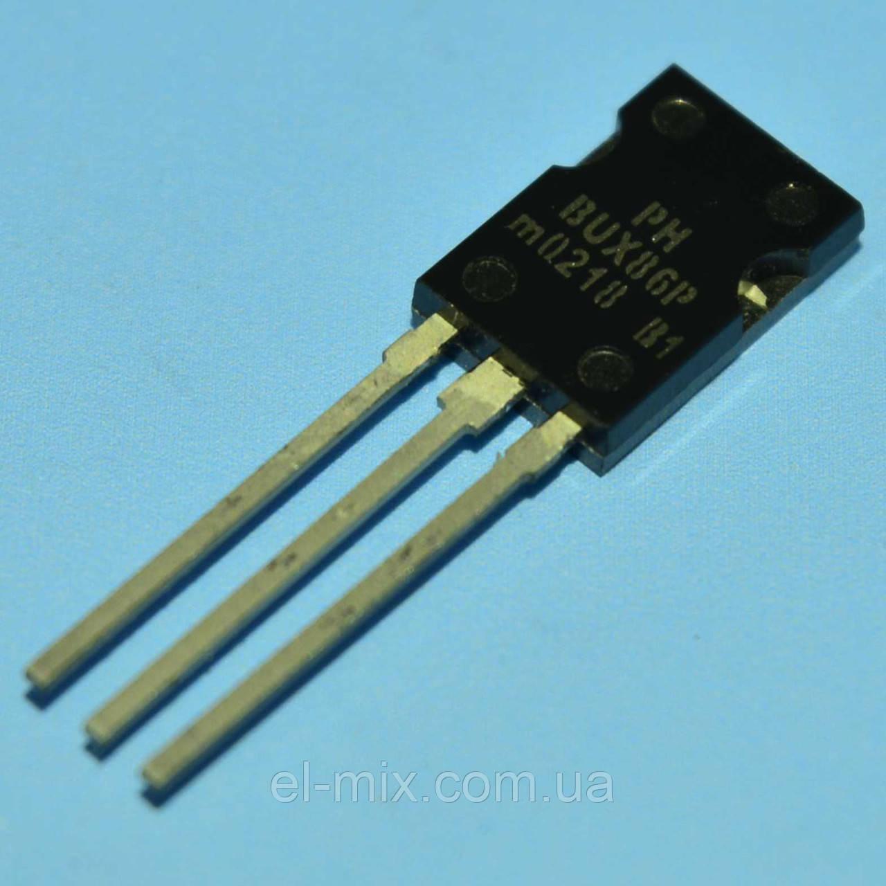 Транзистор біполярний BUX86P SOT-82 Philips