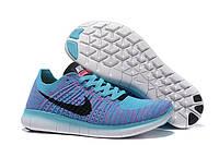 Кроссовки Nike Free Run 5.0 Flyknit Blue