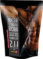 Анаболический комплекс на основе витаминов и аминокислот Mega Strong BCAA Power Pro (300 грамм, 60 порций)