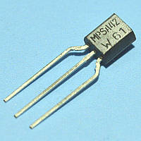 Транзистор биполярный MPSA42  TO-92  NXP