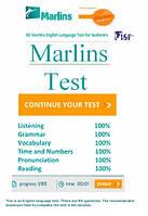 Marlins Test Online