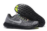 Кроссовки Nike Free Run 5.0 Flyknit Grey , фото 1