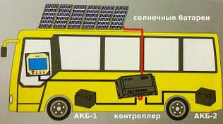 EPSolar EPIP серия зарядка 2 батарей отдельно