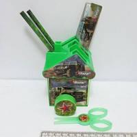 Детский настольный набор Джипы 6 предметов J.Otten, 9159-2