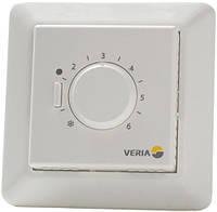 Механический терморегулятор для теплого пола Veria Control В45 с датчиком температуры пола