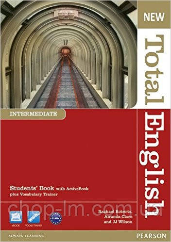 New Total English Intermediate Students' Book With Active Book Pack (учебник по английскому языку)