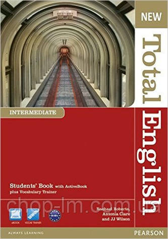 New Total English Intermediate Students' Book With Active Book Pack (учебник по английскому языку), фото 2