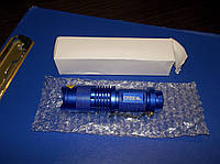 Фонарик 7W CREE Q5 LED 500lm, фото 1