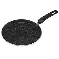 Сковорода блинная с мраморным покрытием Kamille Арт.0619MR