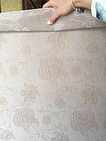Рулонні штори з тканини Кінга, не яскраві пастельні кольори