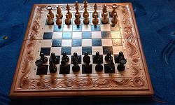 """Шахматы - нарды """" Леприкон """", фото 3"""