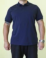 Мужская футболка Umbrо 510212-099 темно-синяя код 0110В