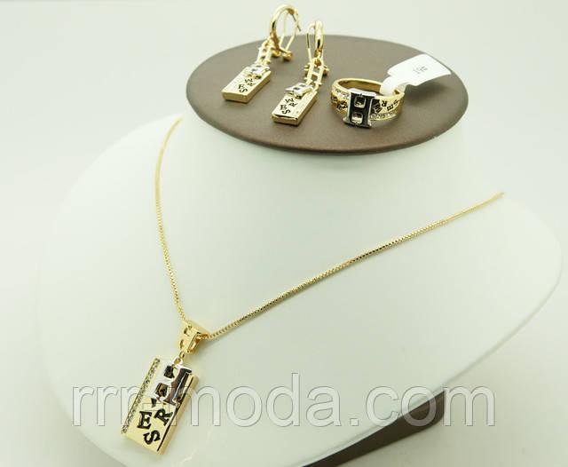 Ювелирная бижутерия Hermes .63, цена 130 грн. комплект, купить в ... 8b63e7f3c7a