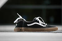 Кеды Vans Old Skool GUM BLACK 36-44.5 рр