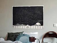 Светящаяся карта звездного неба