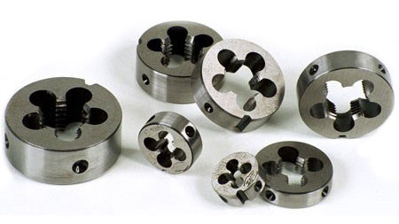 Плашки трубные цилиндрические (G)