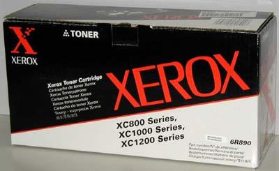 Тонер-картриджи xerox  6R890, 6R881 для Xerox XC 822/1045/1245 (Xerox XC800, 1000, 1200 series) оригинал