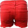 Женские шорты джинс, фото 2