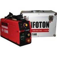 Сварочный инвертор Foton СТ 270Р мини без дисплея в чемодане