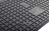 Резиновые коврики в салон Renault Logan II 2012- (STINGRAY), фото 4