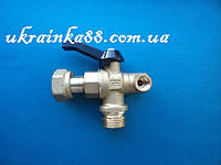 Трехходовой Кран подпитки воды Beretta Ciao, Beretta R2265