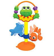 Развивающая игрушка на присоске Лягушка (звук) Kiddieland