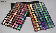 Палитра палетка  теней 168 цветов  , фото 1
