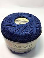 Пряжа Violet - цвет джинсовый