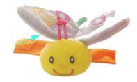 Браслет-погремушка БАБОЧКА Biba toys