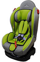 Детское автокресло Baby Shield Smat Sport II с поддоном темно-серый/лайм (0-25 кг)