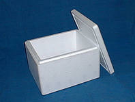 Термобокс, термоящик, термоконтейнер. 20 литров, фото 1