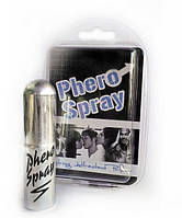 Духи с феромонами для мужчин Phero Spray, 15 мл.