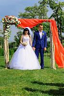 Свадебное оформление в коралловом цвете (Наши работы)