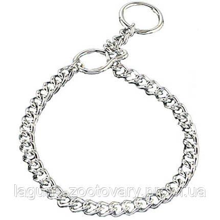 Sprenger ULTRA-2 ошейник цепь для собак, с блокировочным кольцом, 3 мм, хромированная сталь, фото 2