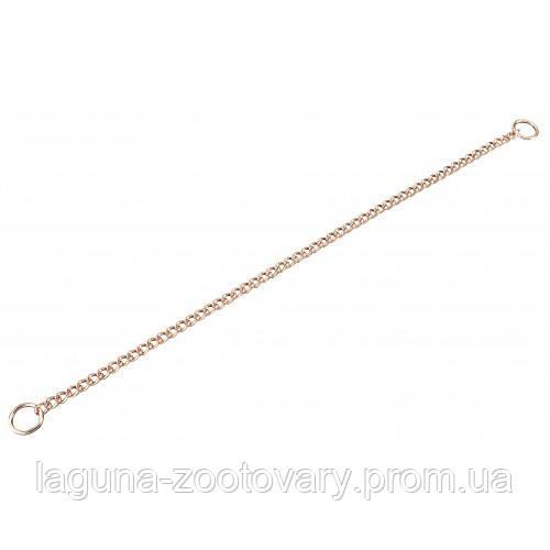 Sprenger круглое звено цепочка-ошейник для собак, 2,5 мм, куроган сталь