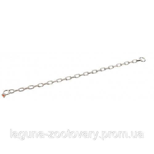 Sprenger Long Link ошейник 50см/3мм для собак, среднее звено, нержавеющая сталь