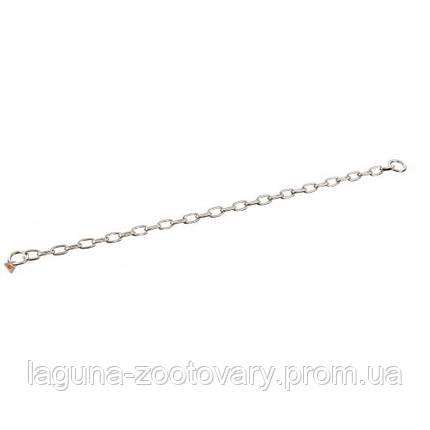 Sprenger Long Link ошейник 50см/3мм для собак, среднее звено, нержавеющая сталь, фото 2