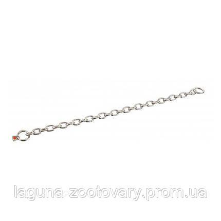 Sprenger Long Link ошейник 69см/4мм для собак, среднее звено, нержавеющая сталь, фото 2