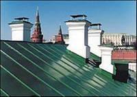 Лакокрасочные материалы для металлических крыш