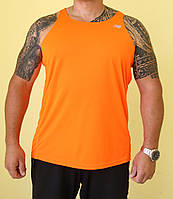 Мужская майка New Balance 3129 оранжевая код 005В, фото 1