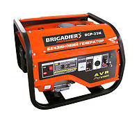 Бензогенератор Brigadier Professional BGP-60Н, 6.0 кВт, ручной стартер