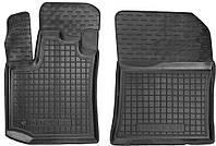 Полиуретановые передние коврики для Renault Dokker 2013- (AVTO-GUMM)