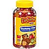 L'il Critters Complete multivitamin 190шт витамины детские жевательные